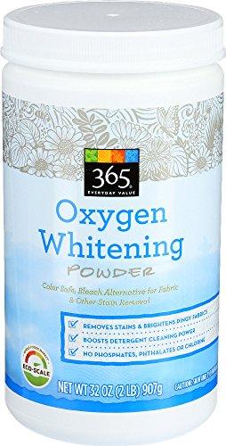 How long can you keep oxygen bleach