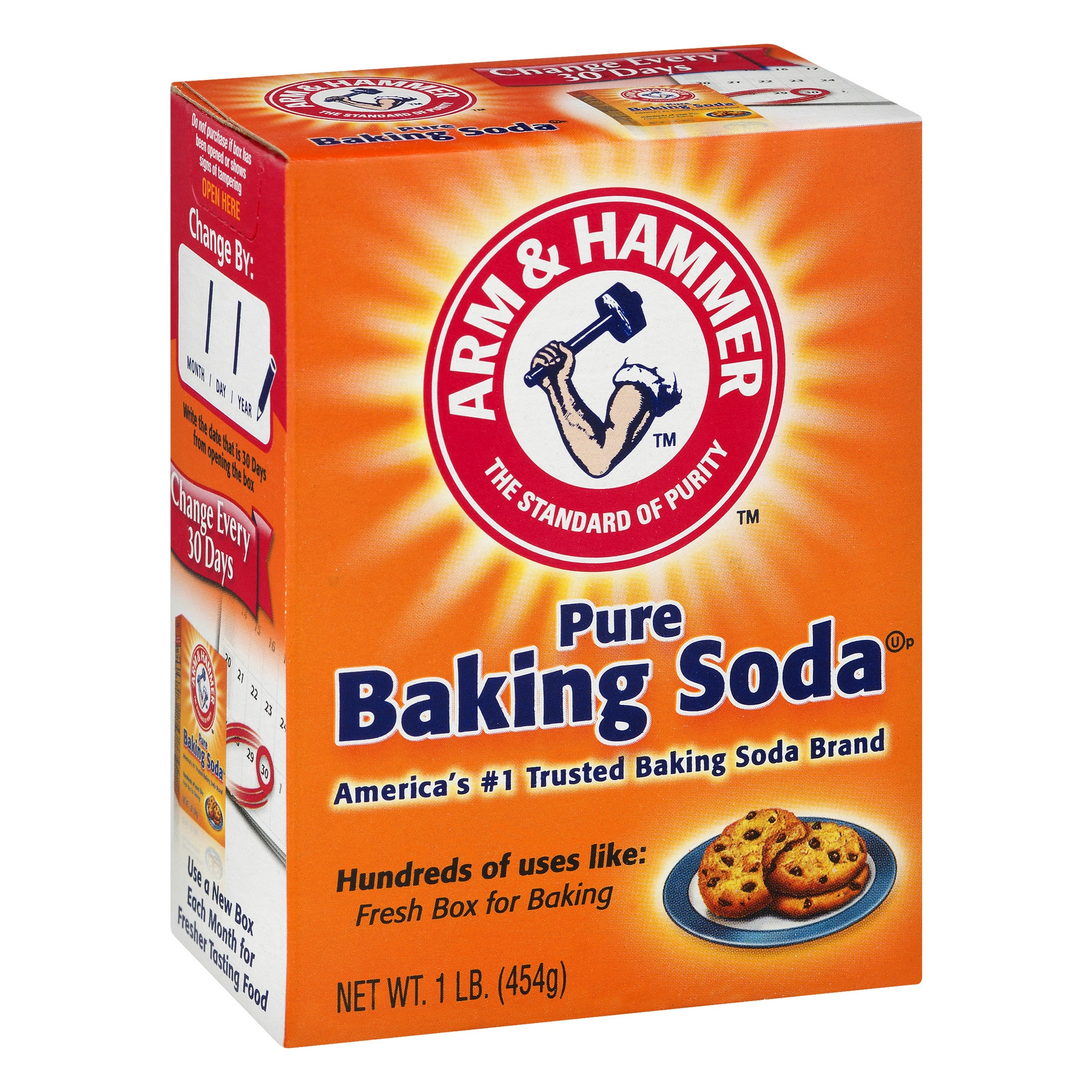 how long can you keep baking soda
