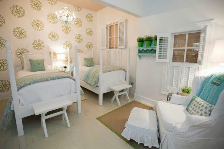 soft light bedroom