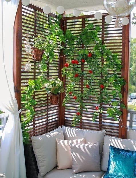 patio wall decoration