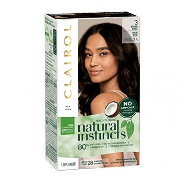 Natural Instincts Clairol Non-Permanent Hair Color