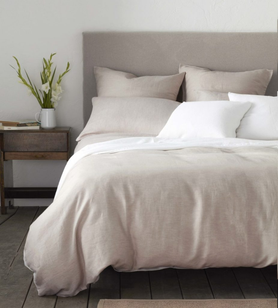 healthy linen for good sleep