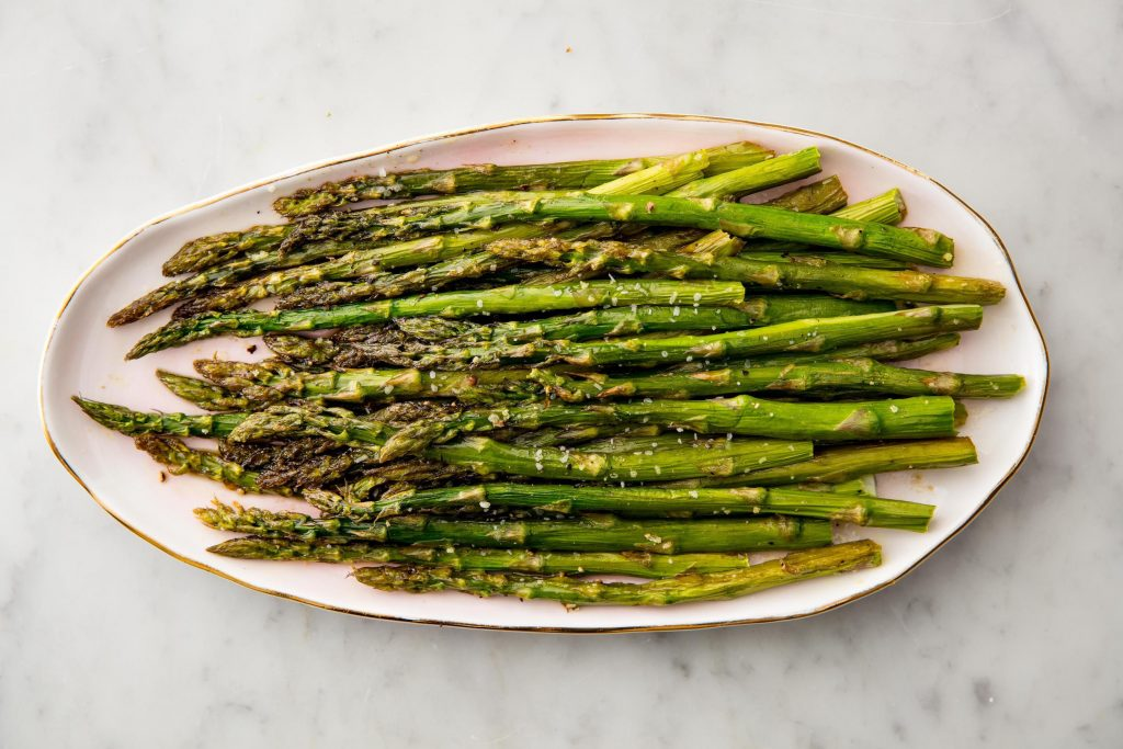 asparagus carbohydrates
