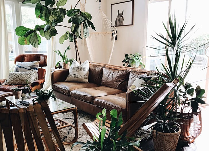 current trends in home decor