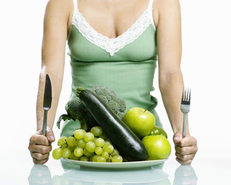 healthy food in 40
