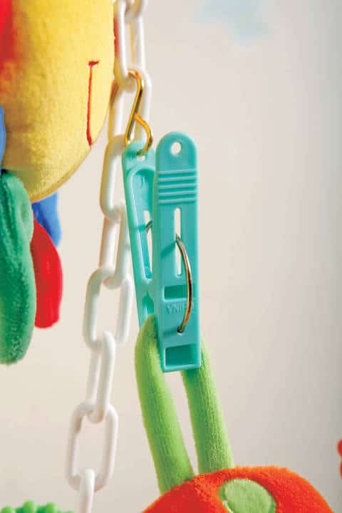 how to organize toys in a small house