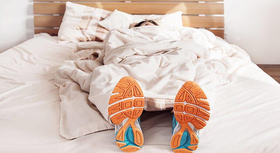 sleep and sports