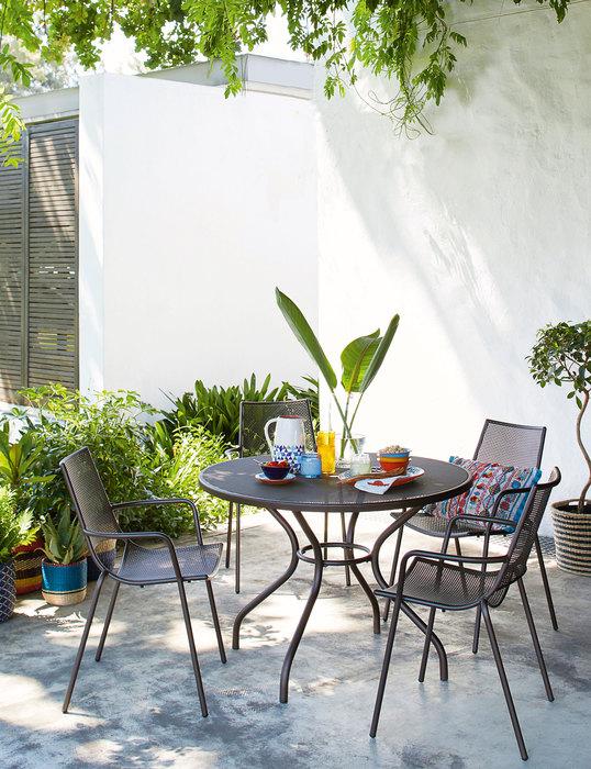 amazing decor ideas patio table