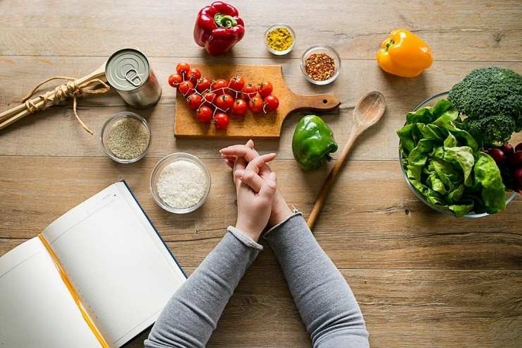 lose weight after menopause, healthy eating