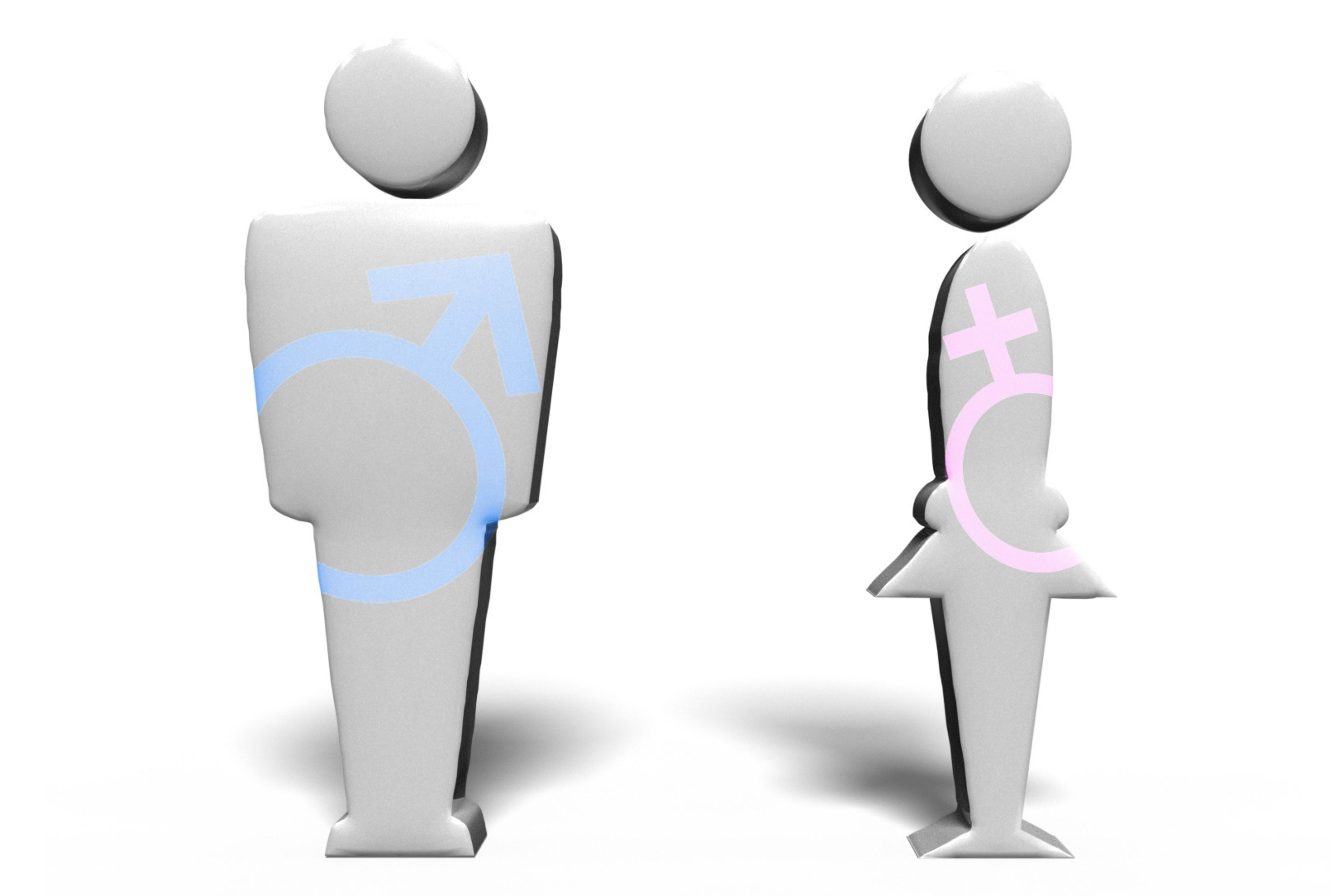 Battle of the Sexes 19 Amazing Differences Between Men and Women autism