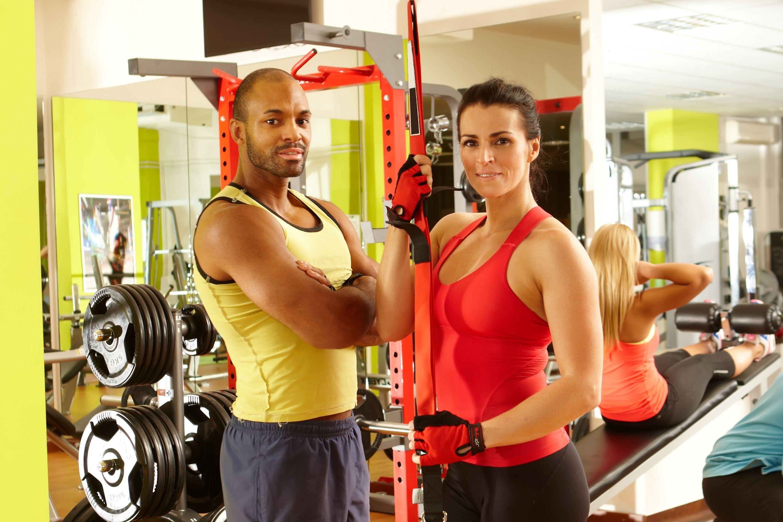 Men and Women fitness
