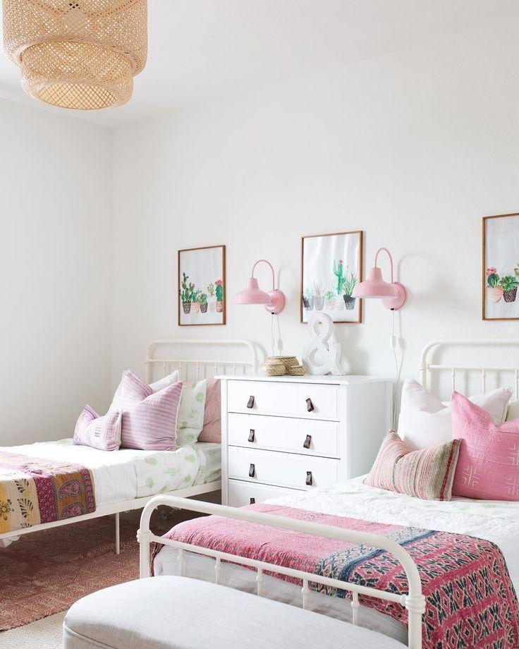 decor for siblings bedroom