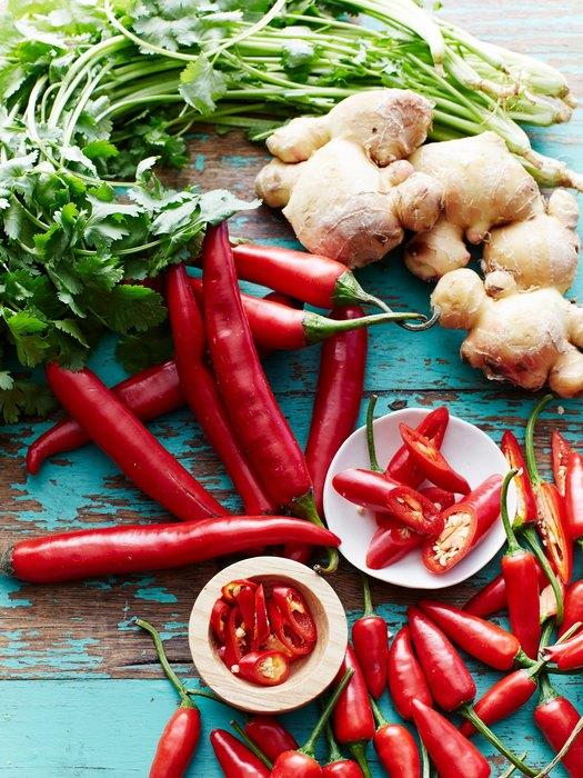 hot pepper recipe