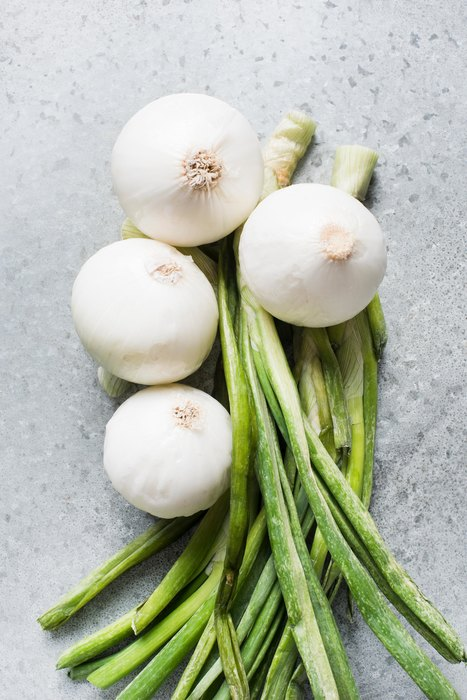 onion and garlic for losing weight