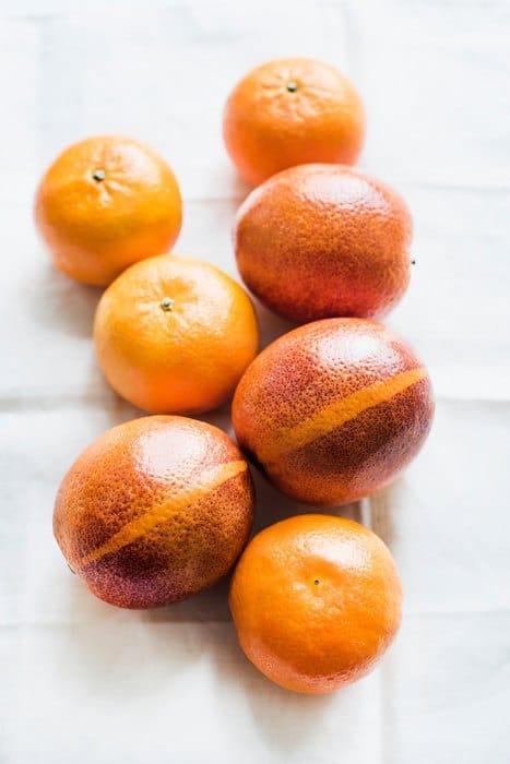 oranges for reduce fat