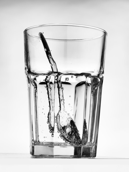 water for reducing appetite