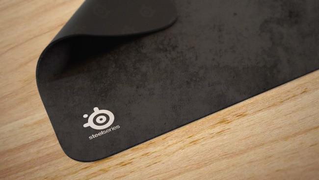 clean steelseries mousepad