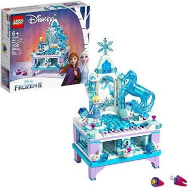 Frozen II Elsa's Jewelry Box