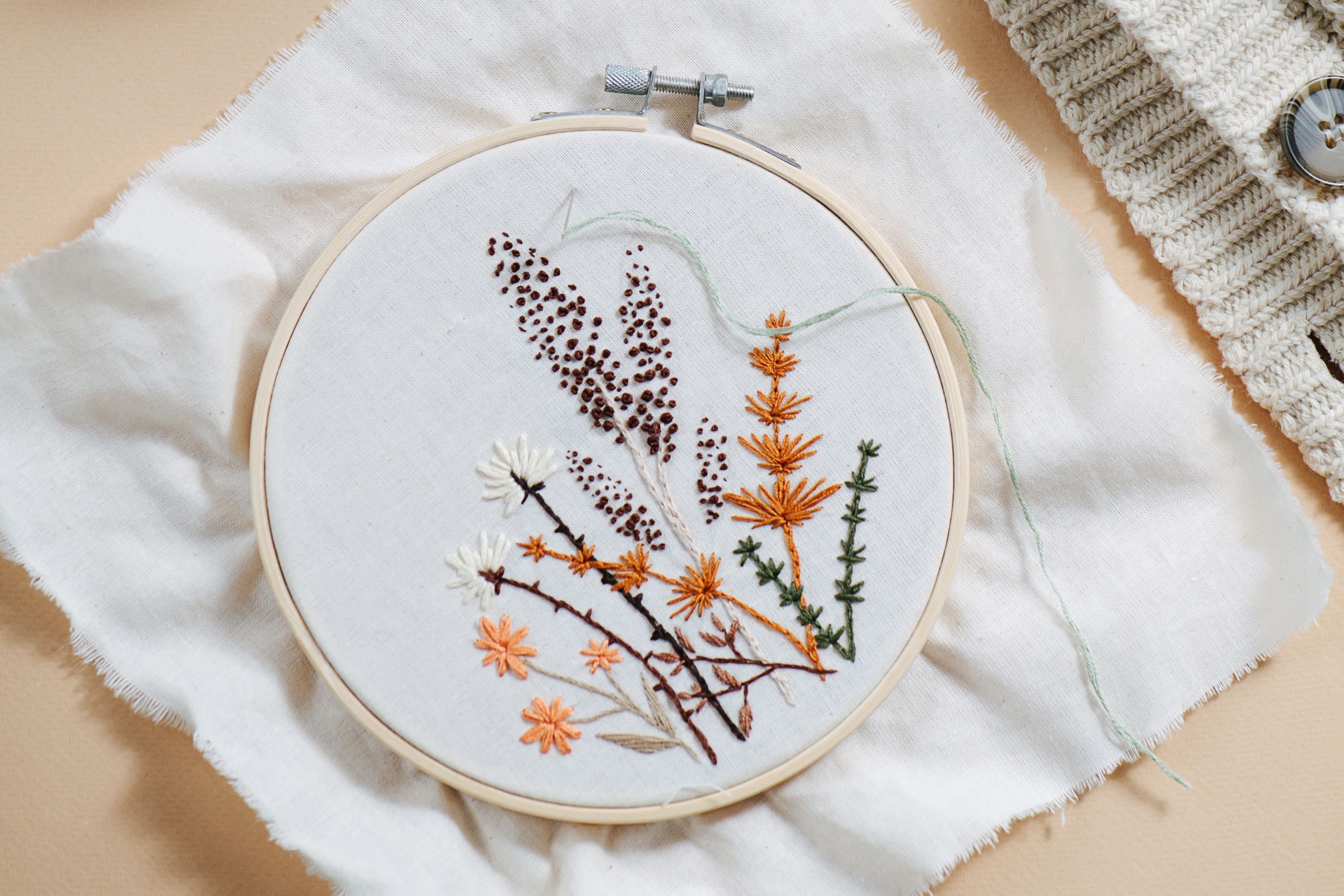 20 Genius Christmas Gifts Ideas to Surprise Your Family and Friends embroidery
