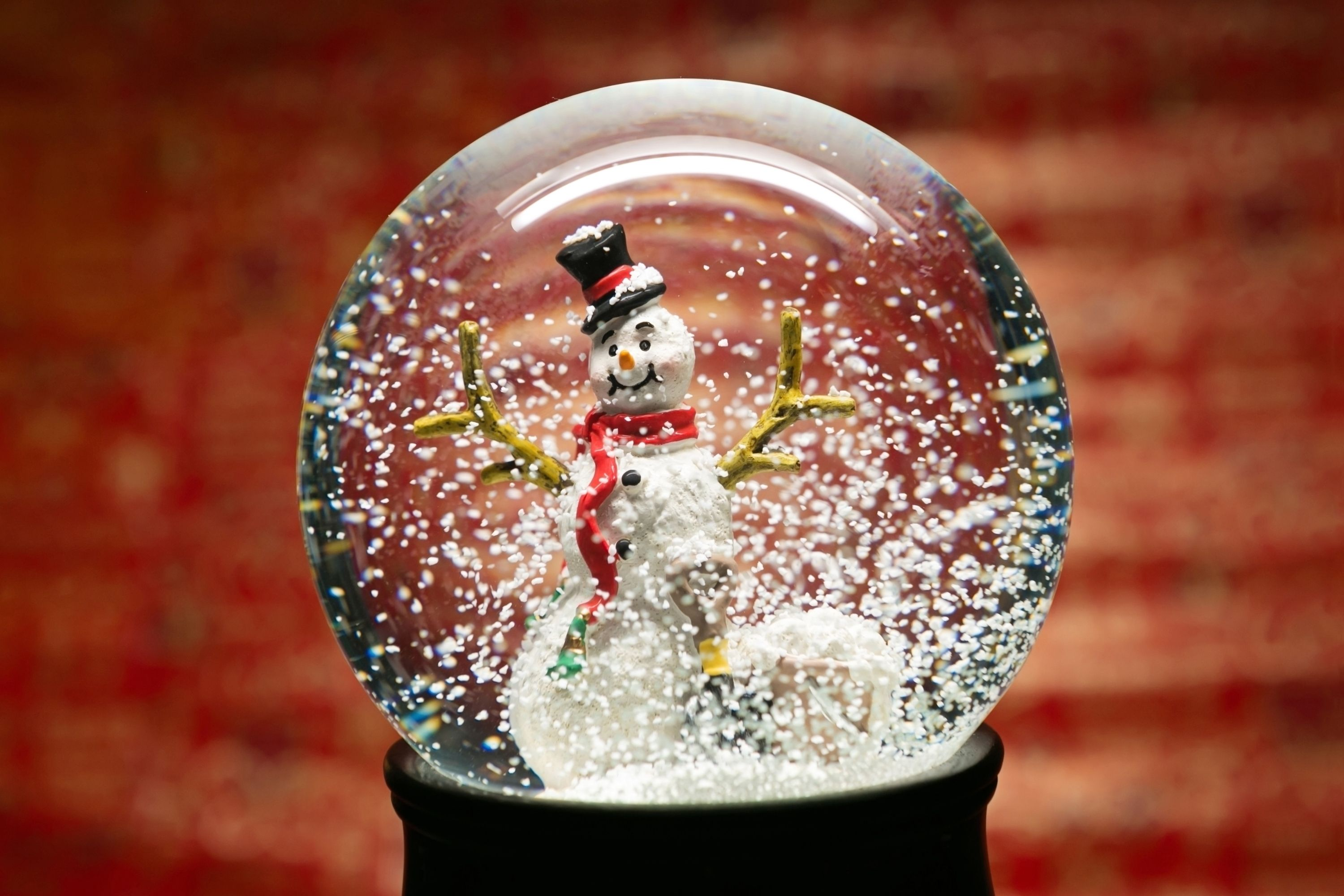 20 Genius Christmas Gifts Ideas to Surprise Your Family and Friends snow ball