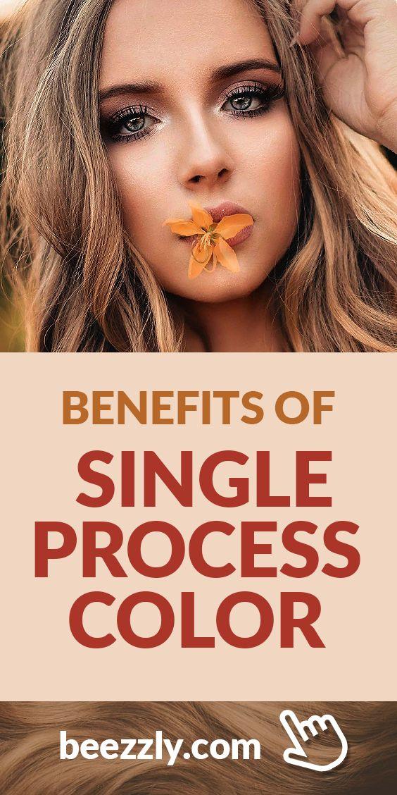 single process color