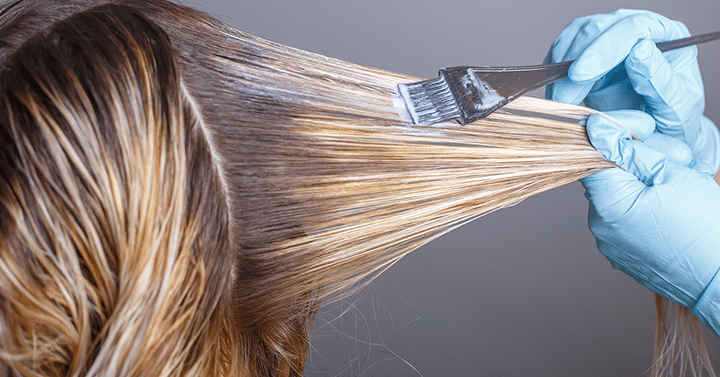 how long does it take to color hair