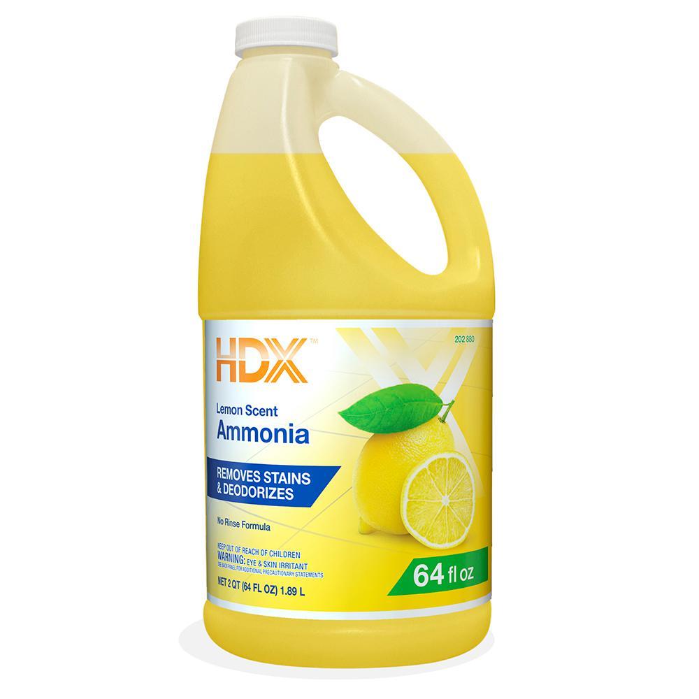 ammonia cleanser