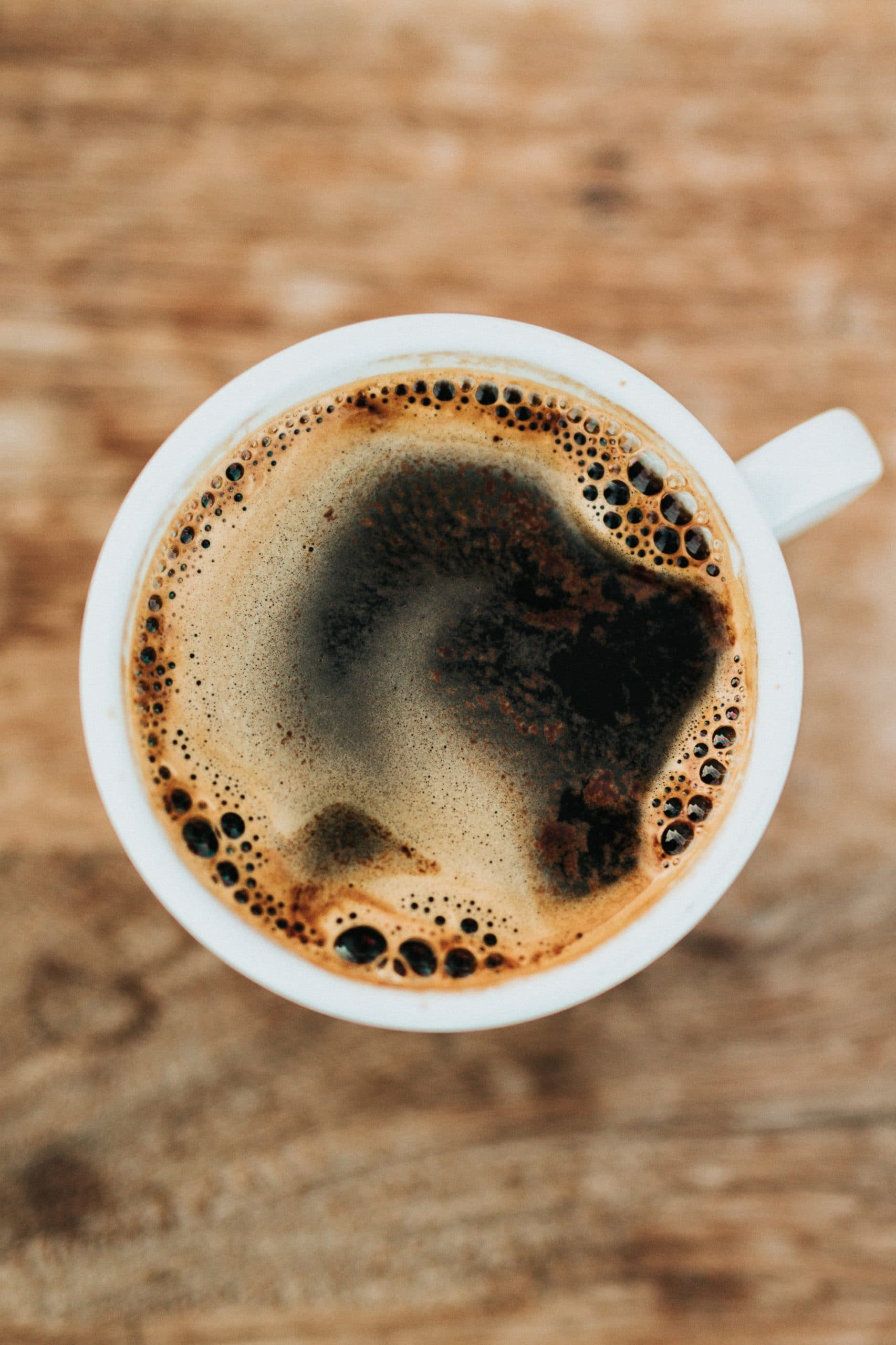 How to dye synthetic hair with coffee