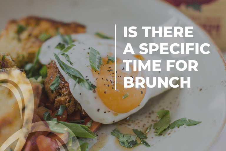 Is There a Specific Time for Brunch