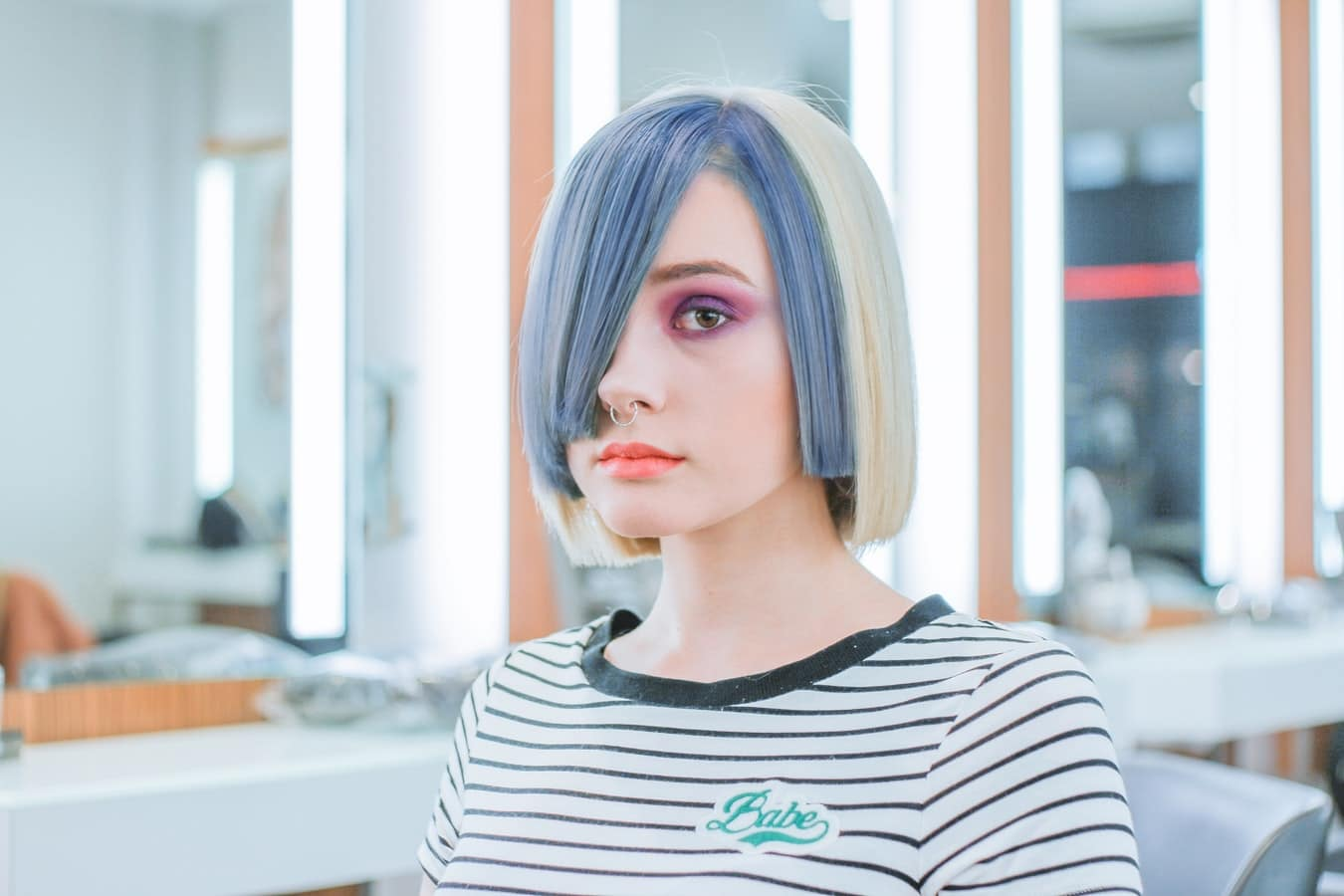 how long does it take to dye hair at salon