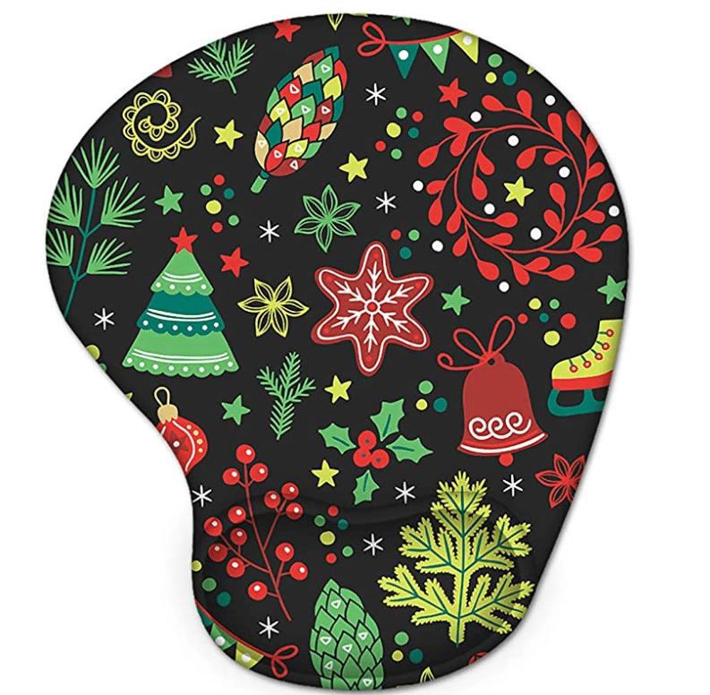 christmas mouse pads
