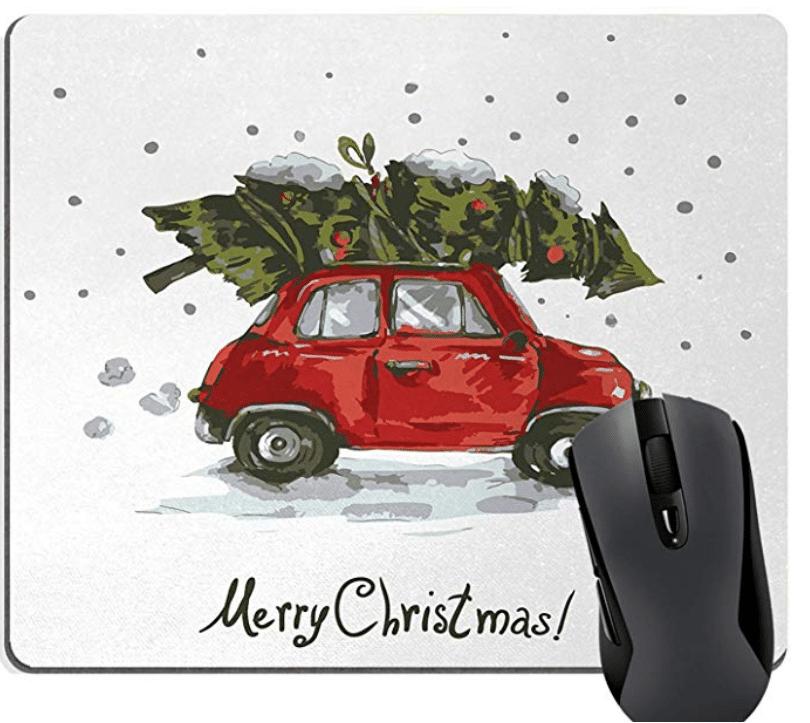 christmas gift mouse pad
