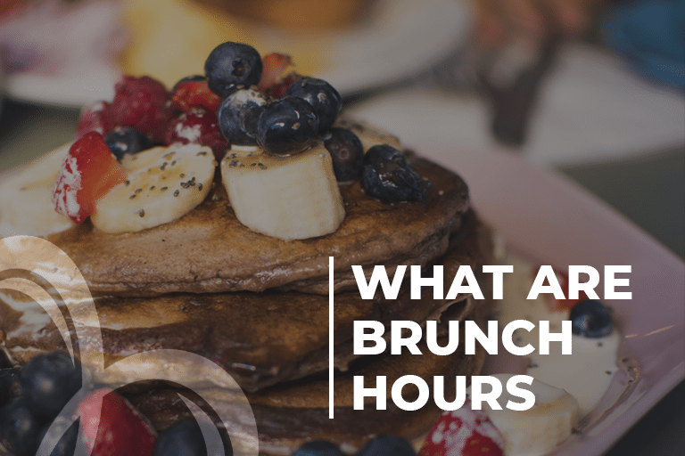 What Are Brunch Hours
