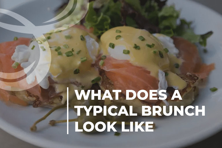 What does a typical brunch look like