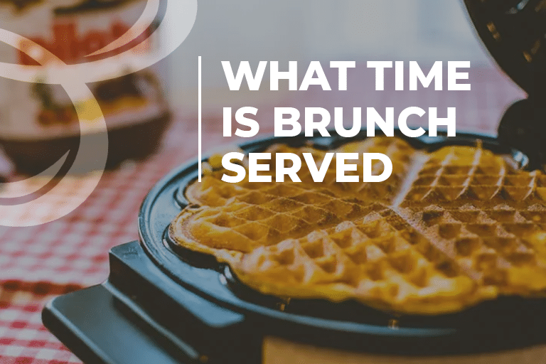 What time is brunch served