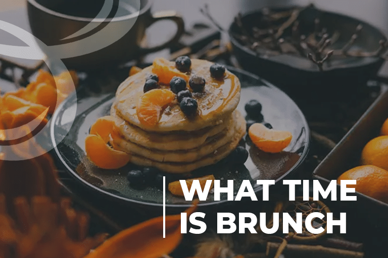 What time is brunch