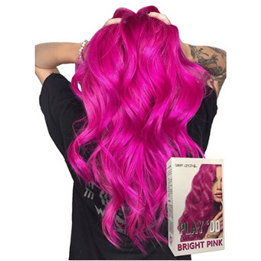 wig dye permanent hair color