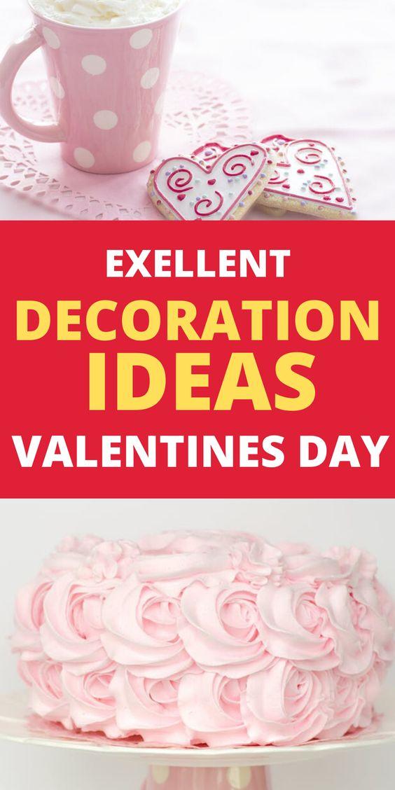 valentine day decoration ideas