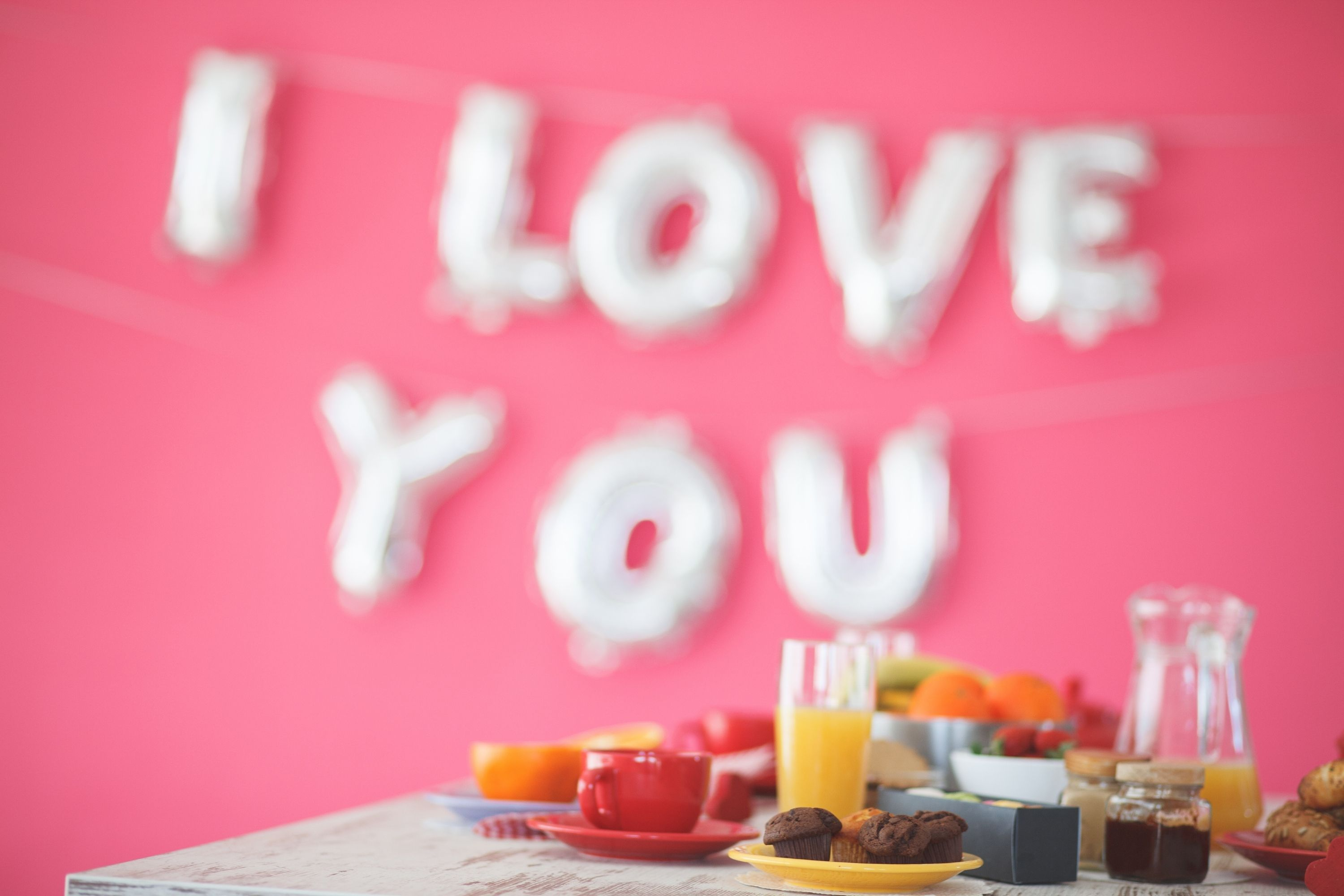 Valentines Day decoration for Party