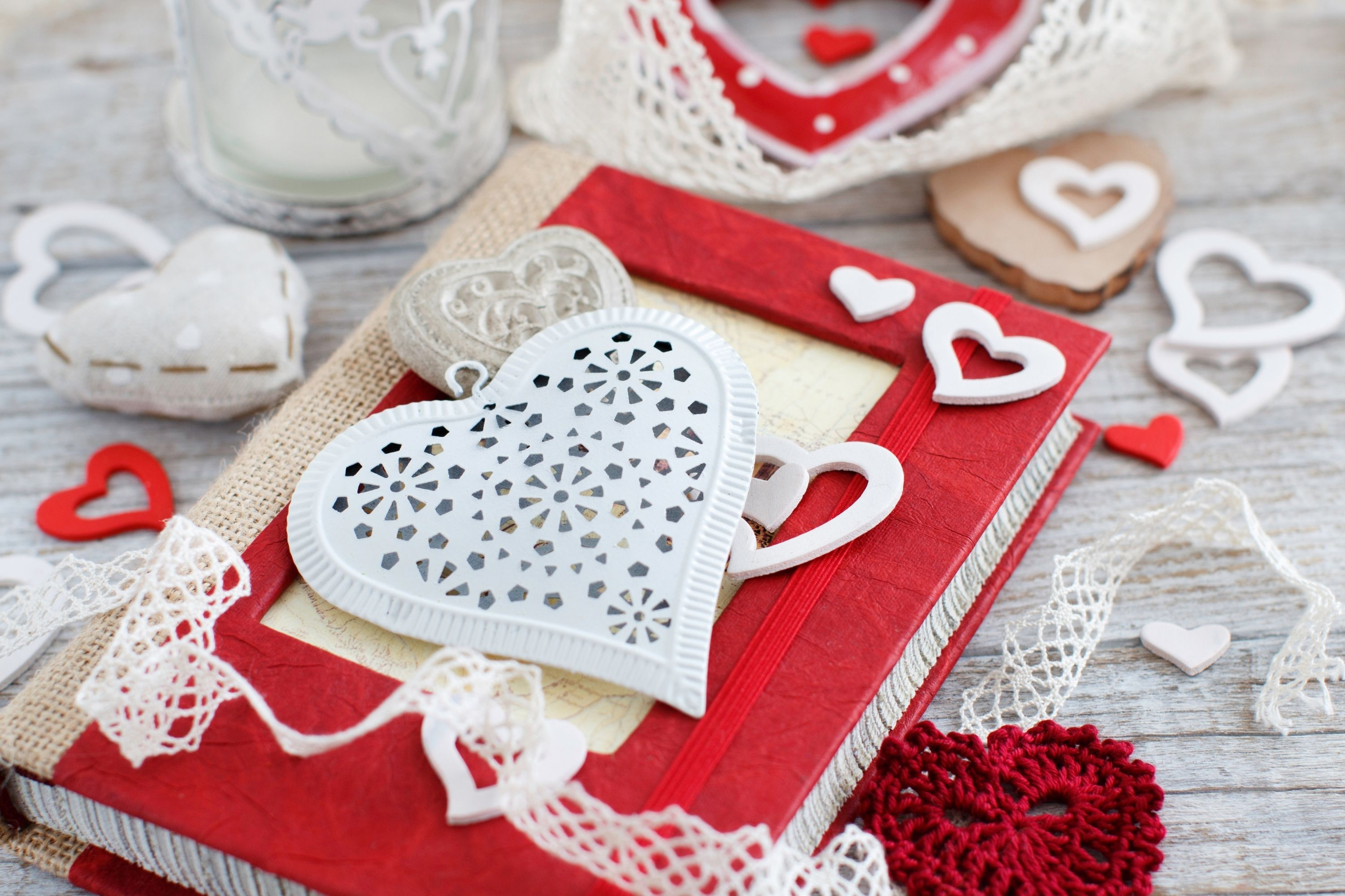 Valentines Day decoration for Party DIY