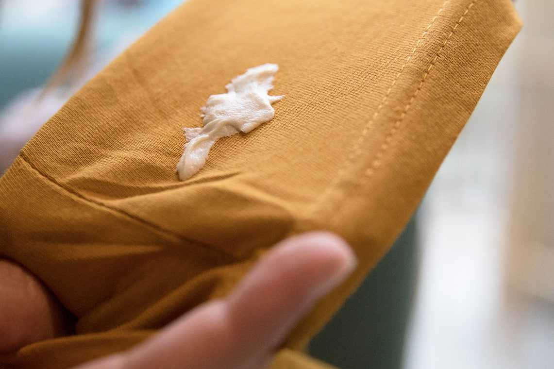 Can Dry Cleaning Remove Chewing Gum