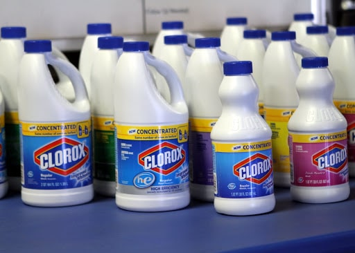 Clorox_Bleach_products