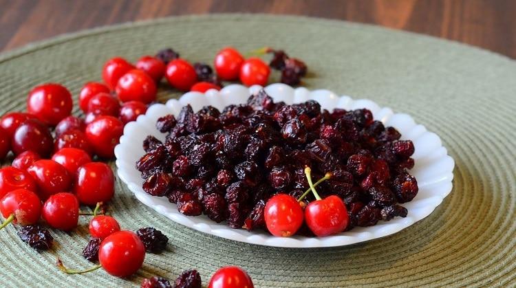 storing cherries