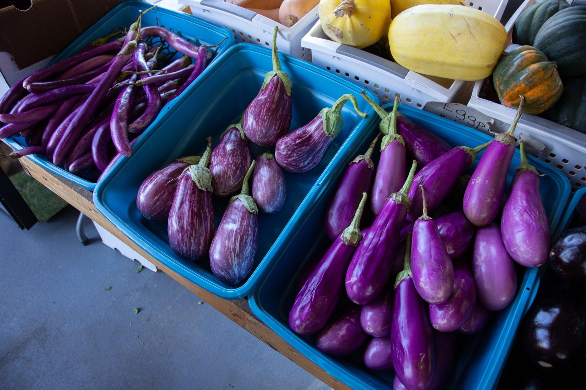 do you refrigerate eggplant