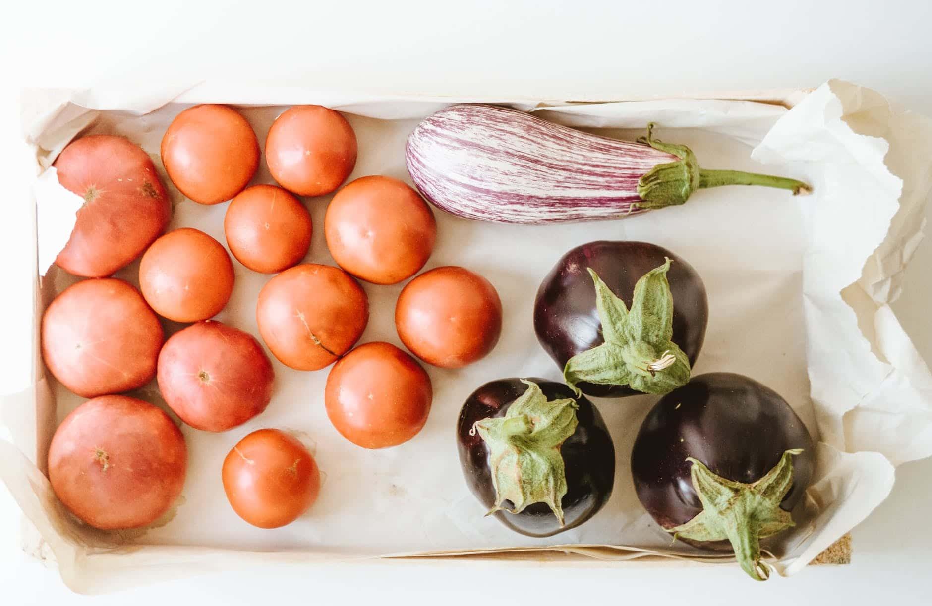 eggplant storage