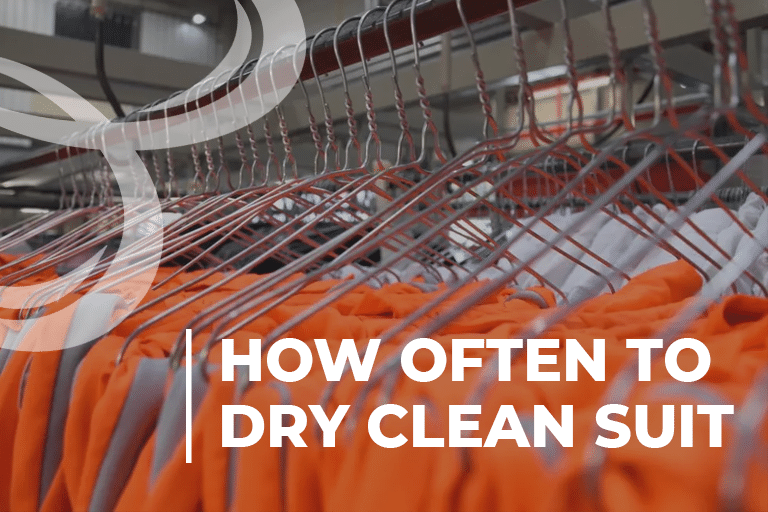 How Often to Dry Clean Suit