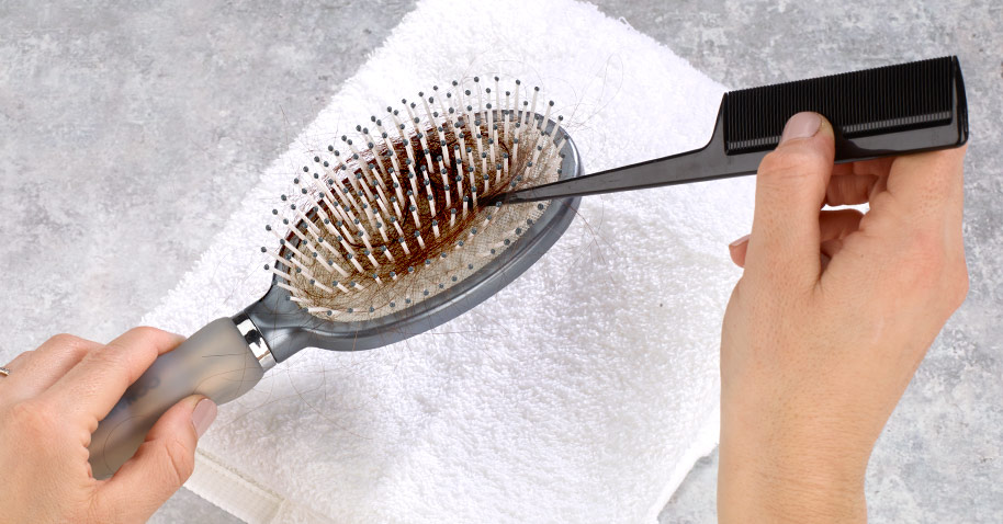 hair comb cleaner