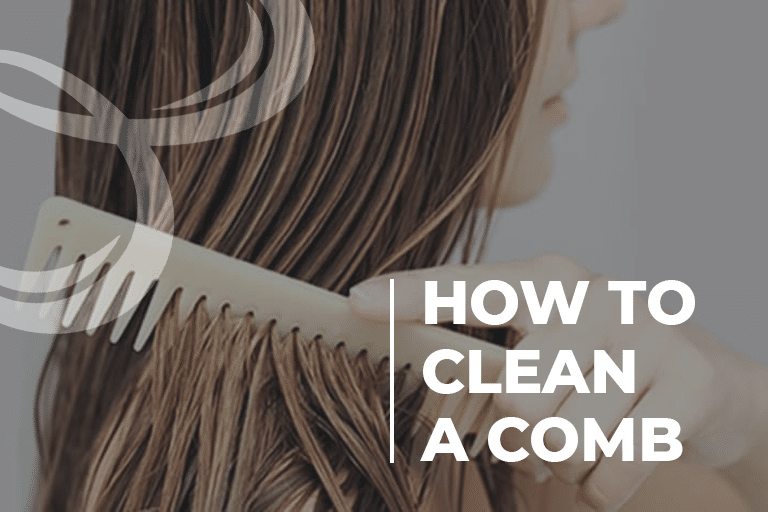 How to Clean a Comb