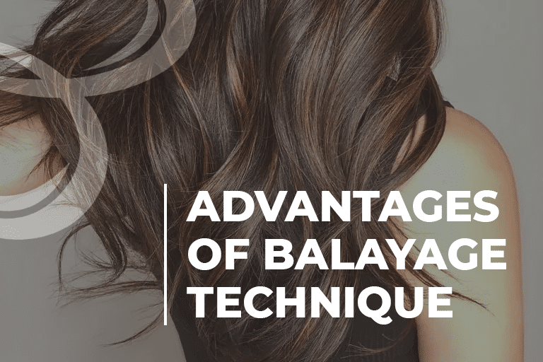 Advantages of Balayage Technique
