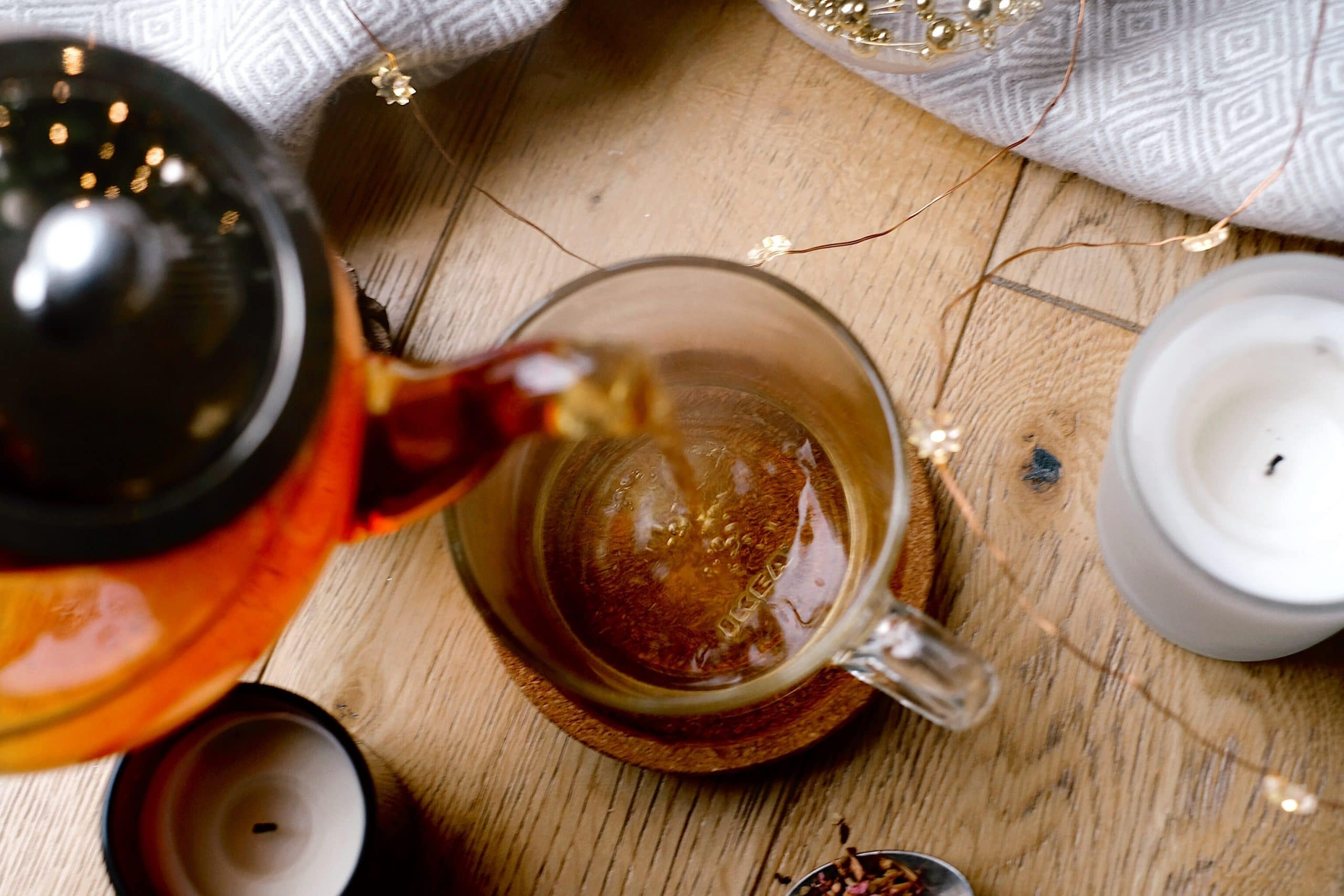 Teas for Colds and Flu